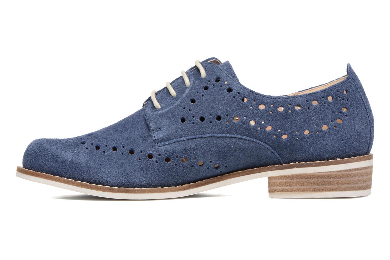 Chaussures à lacets Madison Aclina Bleu vue face
