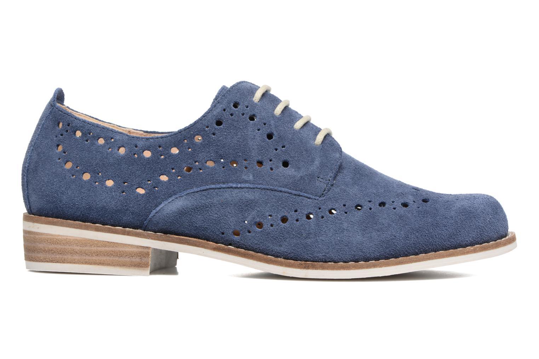 Chaussures à lacets Madison Aclina Bleu vue derrière