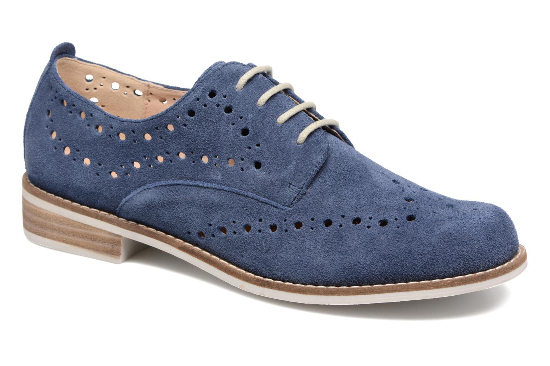Chaussures à lacets Madison Aclina Bleu vue détail/paire