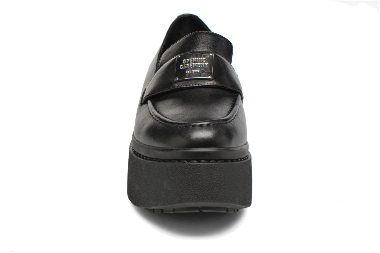 Mocassins Opening Ceremony Morgaan Noir vue portées chaussures