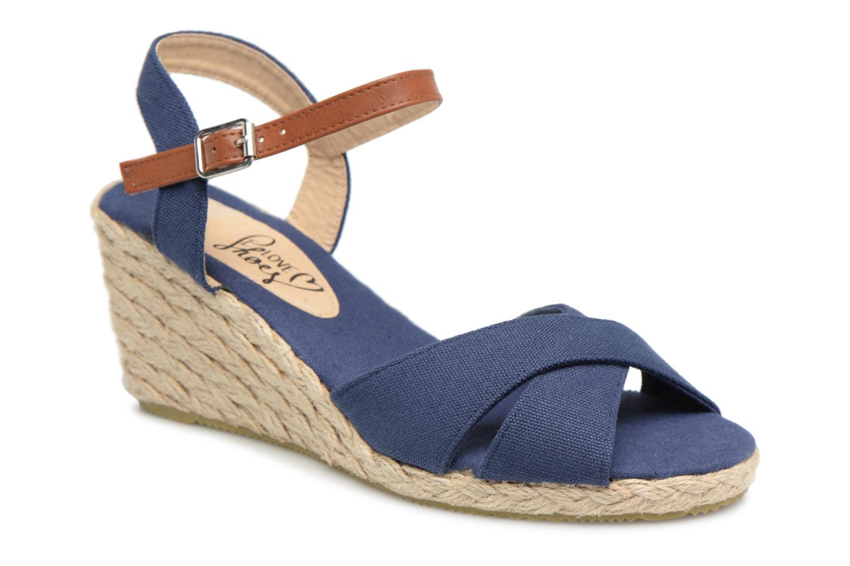 I Love Shoes MCEMIMI Bleu s5LLkRct