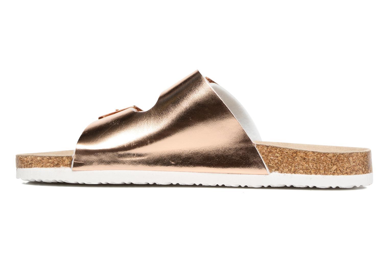 Sandalen I Love Shoes Mcbee gold/bronze ansicht von vorne
