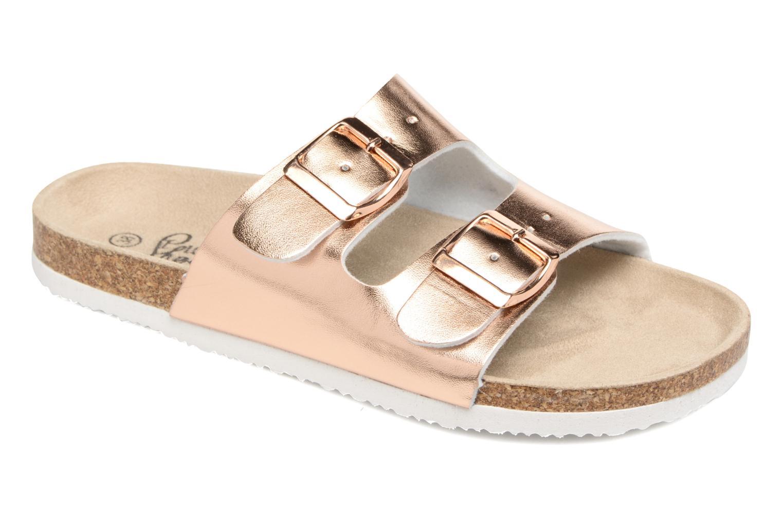 Sandalen I Love Shoes Mcbee gold/bronze detaillierte ansicht/modell