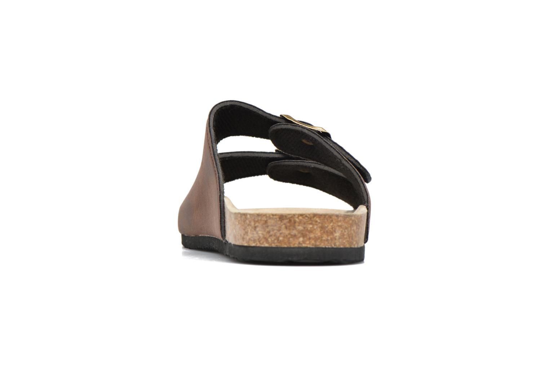 Sandali e scarpe aperte I Love Shoes MCerdu Marrone immagine destra