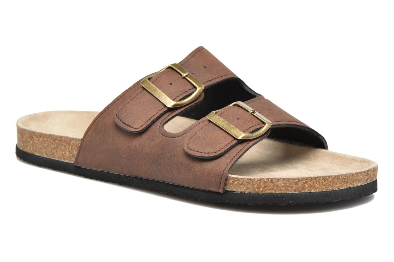 Sandaler I Love Shoes MCerdu Brun detaljeret billede af skoene