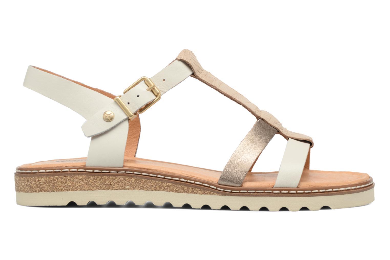Sandales et nu-pieds Pikolinos Alcudia W1L-0956 Blanc vue derrière
