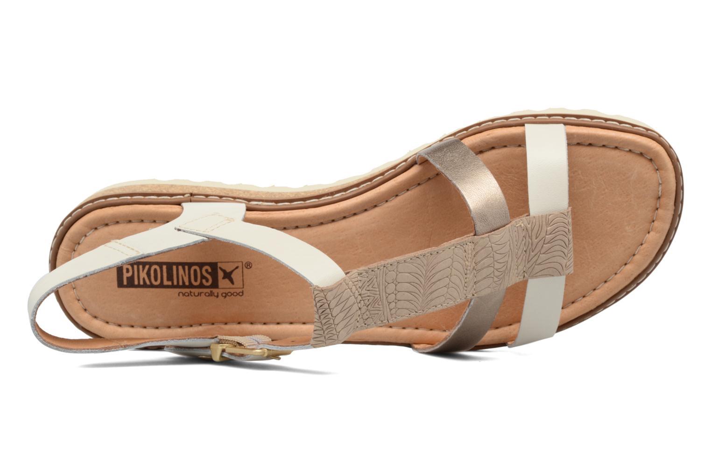 Sandales et nu-pieds Pikolinos Alcudia W1L-0956 Blanc vue gauche