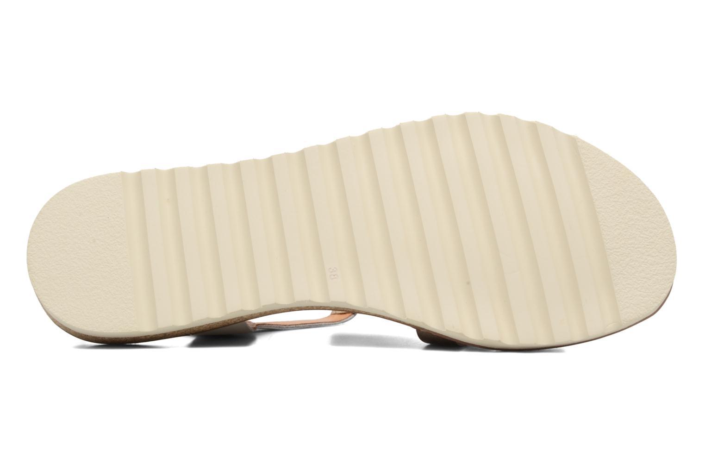 Sandales et nu-pieds Pikolinos Alcudia W1L-0956 Blanc vue haut
