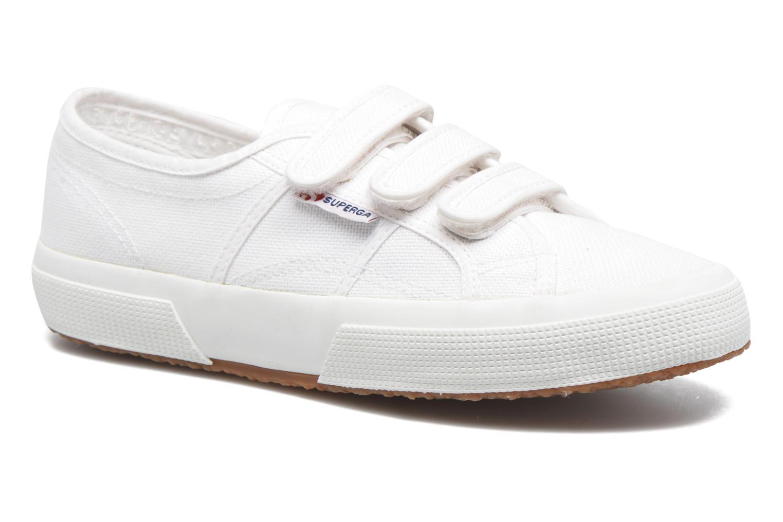 Zapatos promocionales Superga 2750 Cot 3 Strapu (Blanco) - Deportivas   Venta de liquidación de temporada