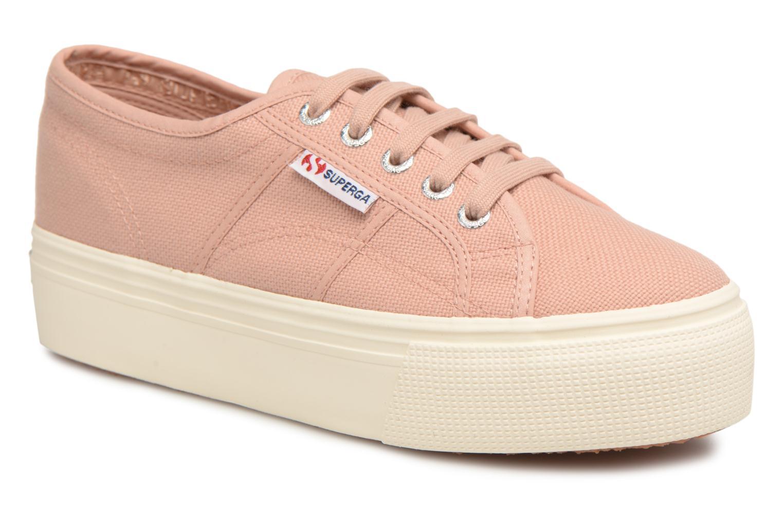 Zapatos promocionales Superga 2790 Cot W Linea (Rosa) - Deportivas   Zapatos de mujer baratos zapatos de mujer
