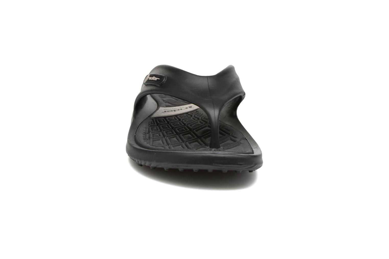 Tongs Rider Cape X AD Noir vue portées chaussures