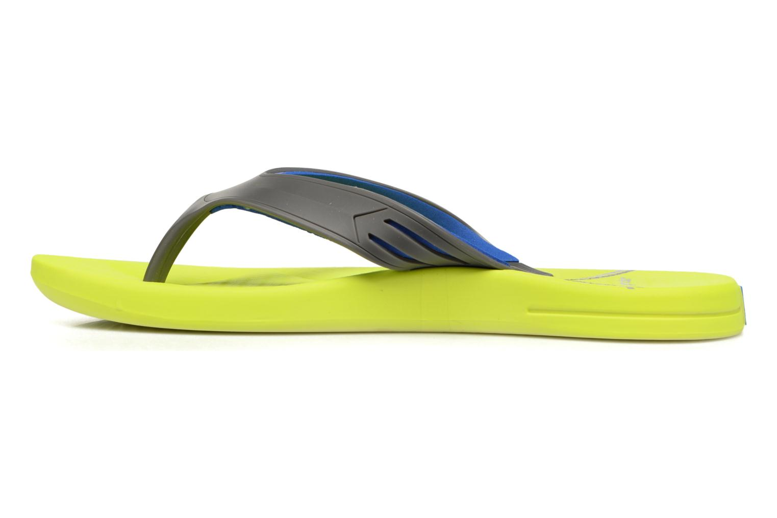 Tongs Rider Easy thong AD Jaune vue face