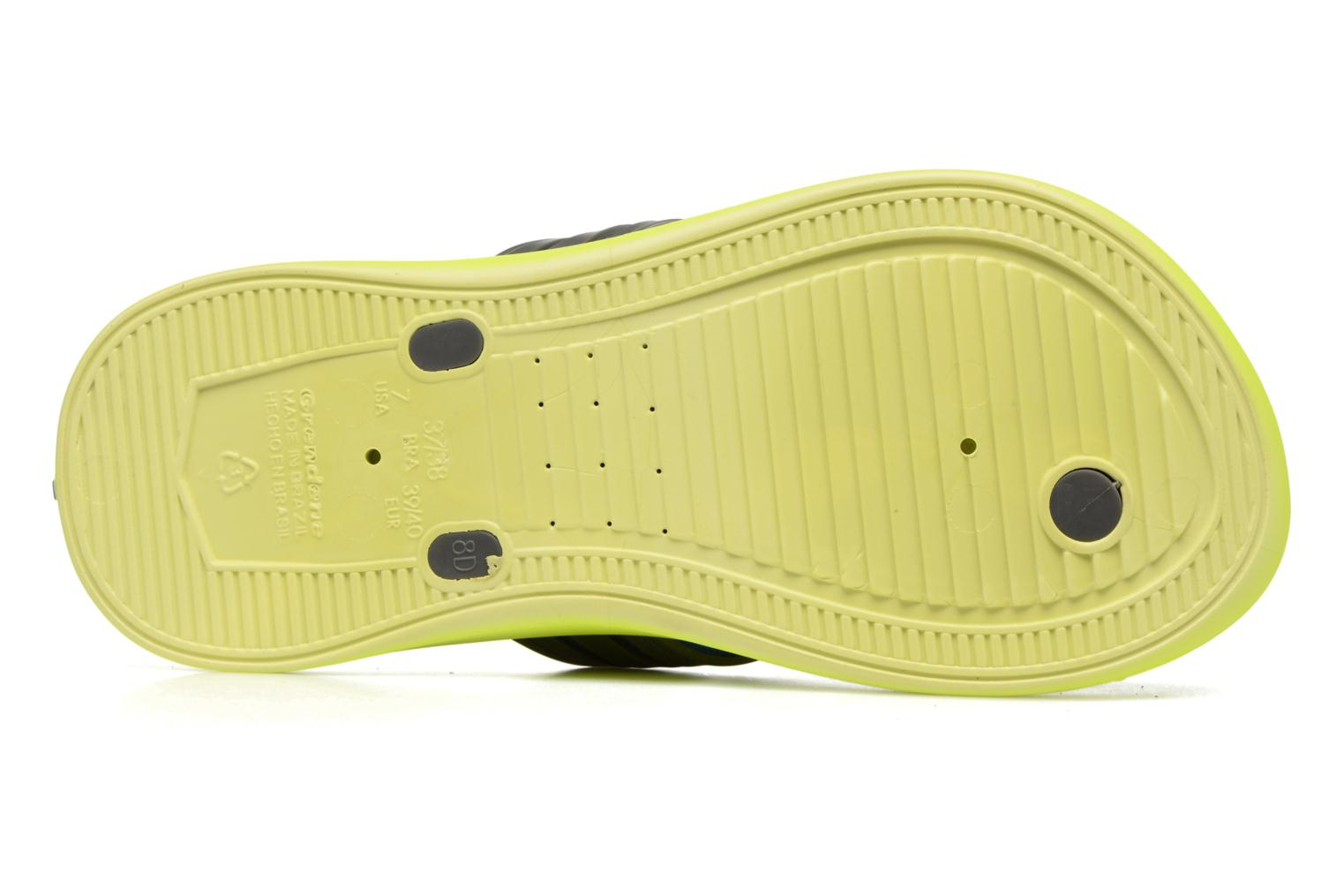 Flip flops Rider Easy thong AD Yellow view from above