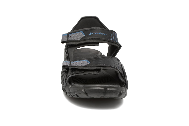 Sandales et nu-pieds Rider Tender IX AD Noir vue portées chaussures