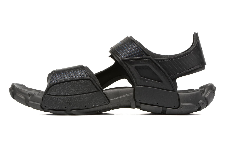 Sandales et nu-pieds Rider Tender IX AD Noir vue face