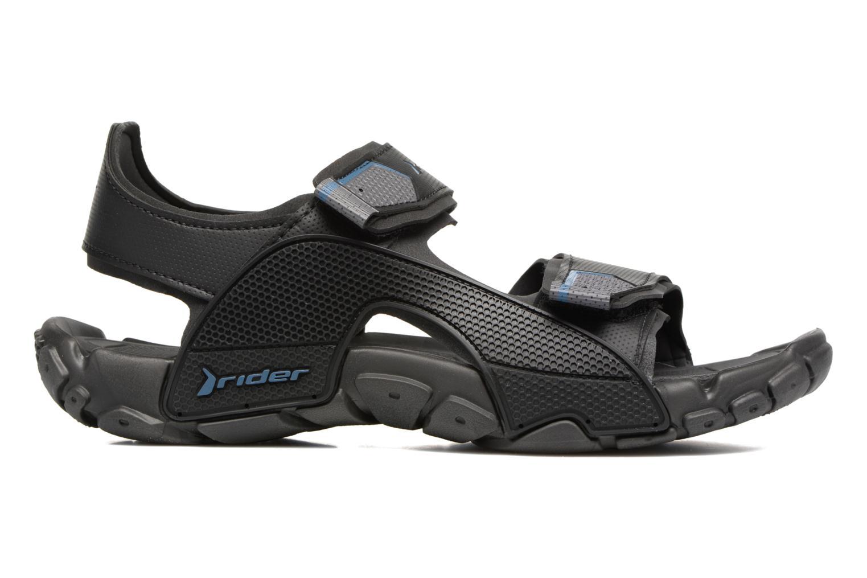 Sandales et nu-pieds Rider Tender IX AD Noir vue derrière