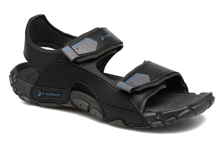 Sandales et nu-pieds Rider Tender IX AD Noir vue détail/paire