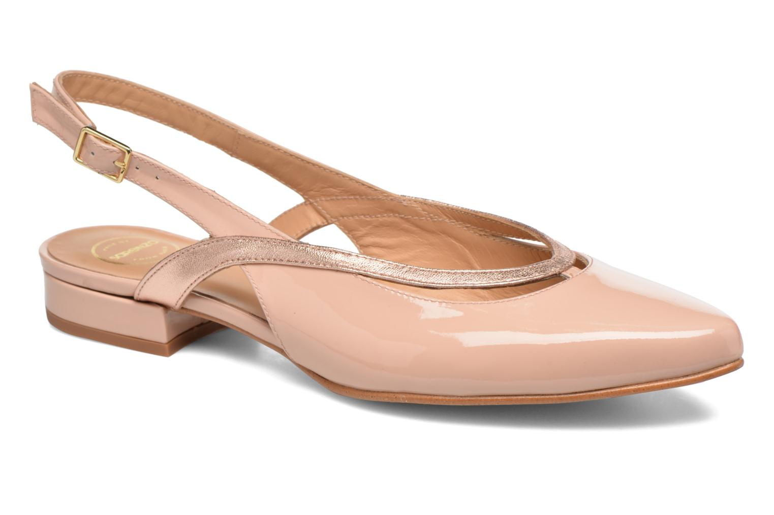 Ballet pumps Made by SARENZA Sugar Shoegar #3 Beige view from the right