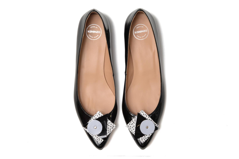 Ballerines Made by SARENZA Sugar Shoegar #4 Noir vue portées chaussures