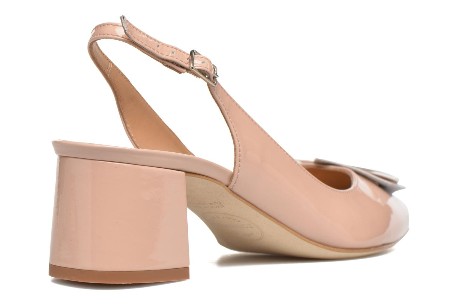 Pumps Made by SARENZA Donut hut #8 Beige voorkant