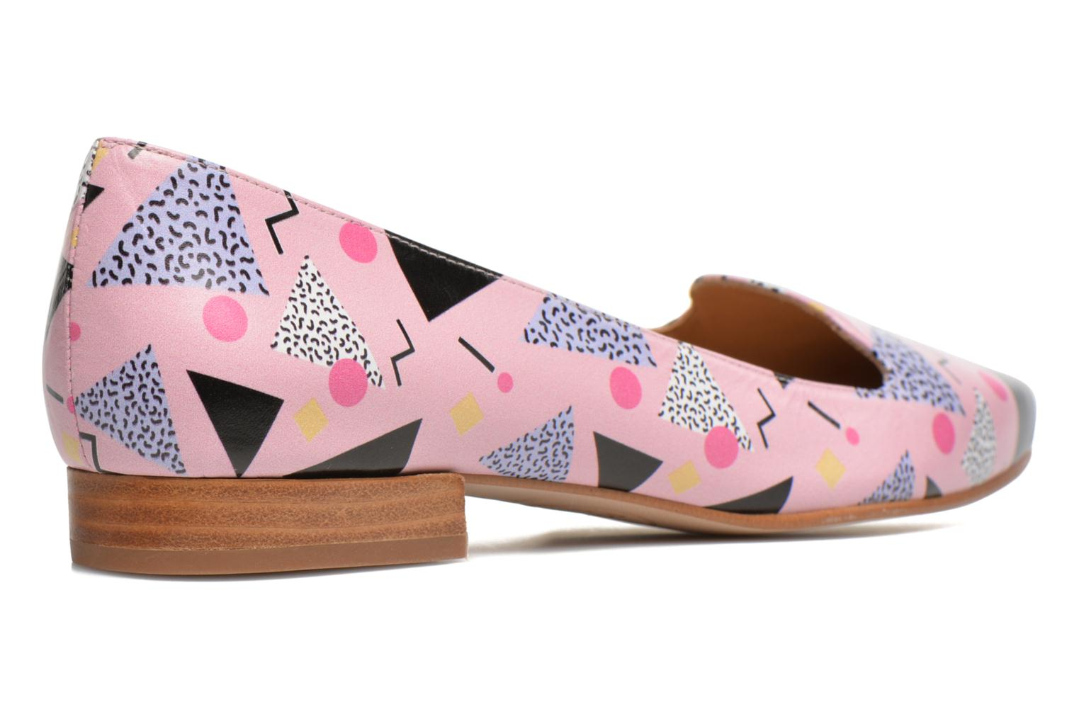 Loafers Made by SARENZA Bombay Babes Mocassins #1 Multicolor front view