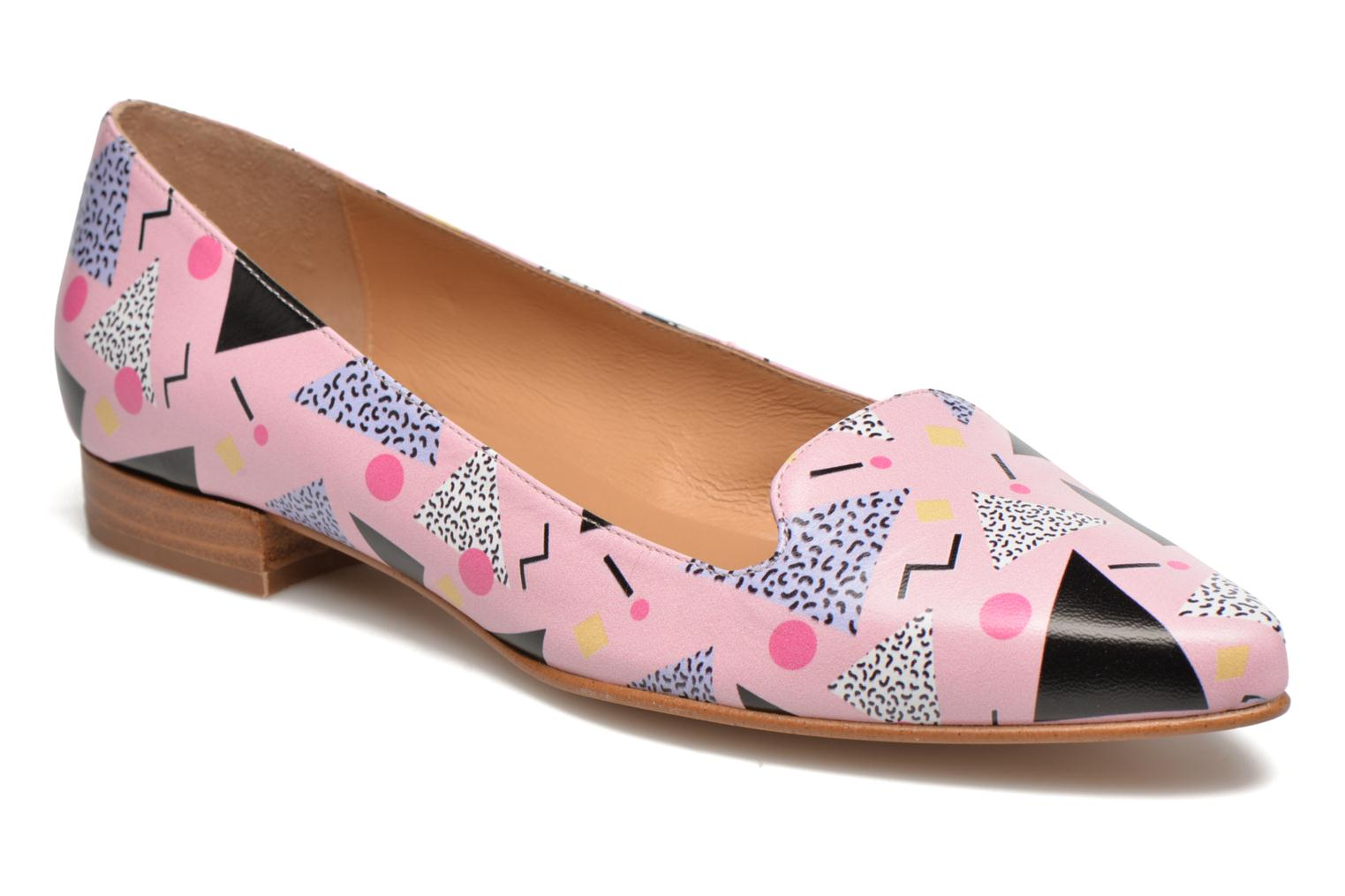 Loafers Made by SARENZA Bombay Babes Mocassins #1 Multicolor view from the right