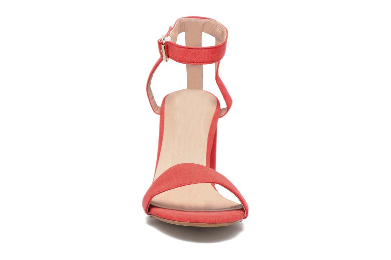 Sandals I Love Shoes BELYZE Red model view