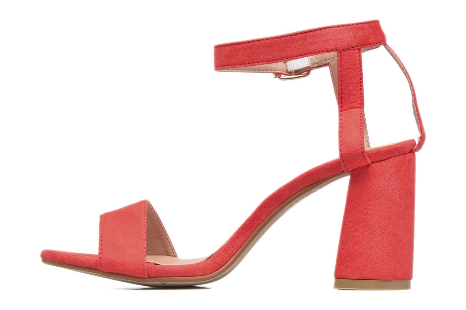 Sandals I Love Shoes BELYZE Red front view