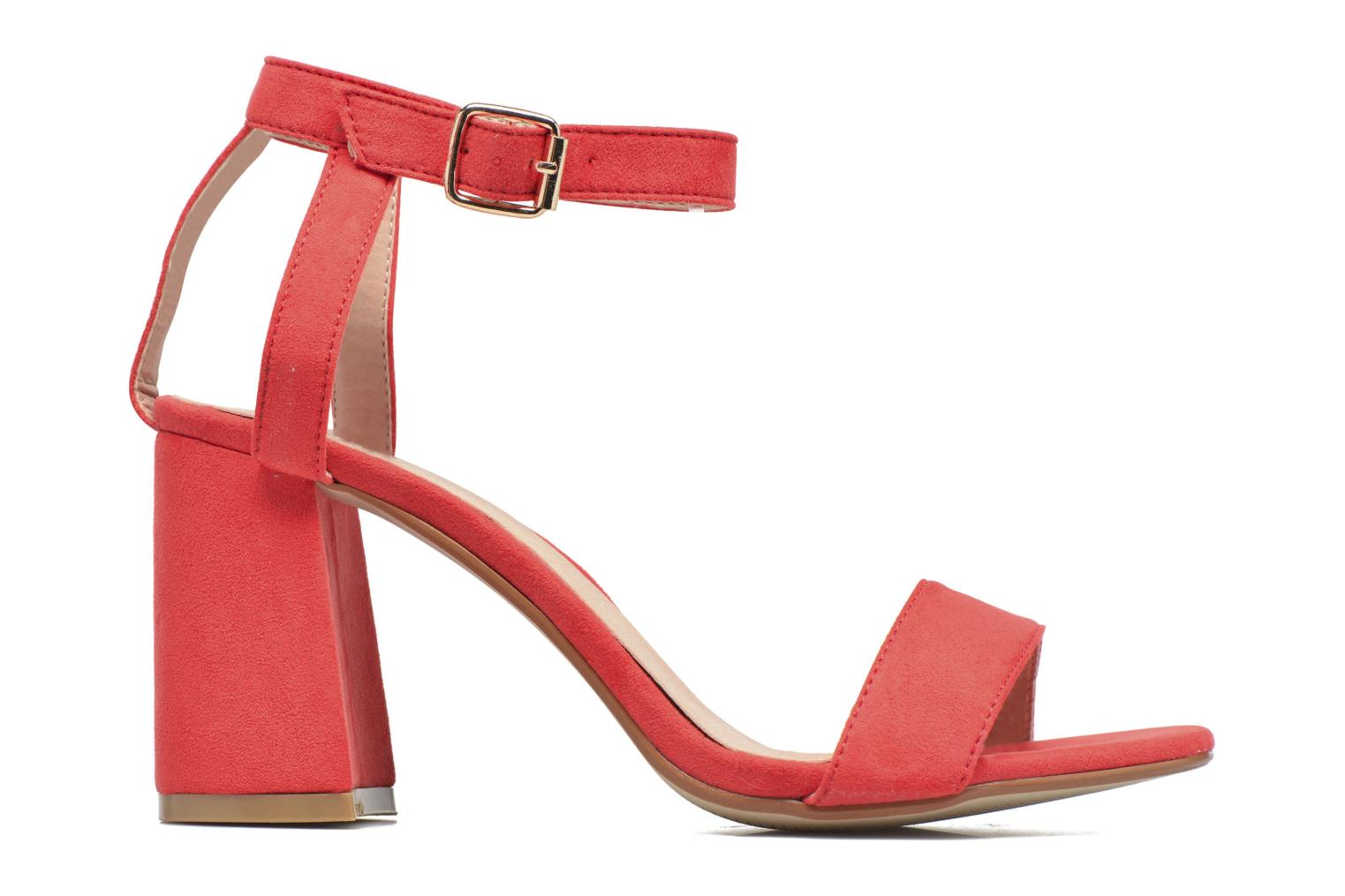 Sandals I Love Shoes BELYZE Red back view
