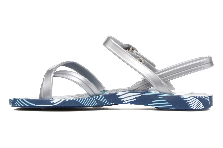 Fashion sandal IV Blue/silver