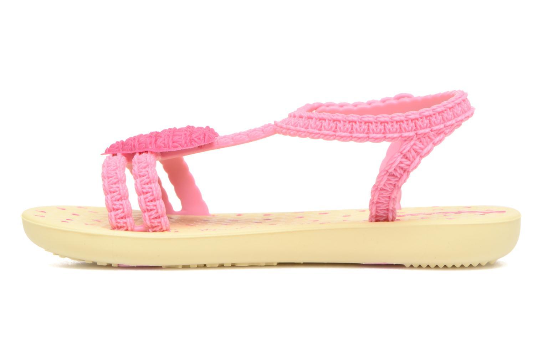 Sandales et nu-pieds Ipanema My First Ipanema BB Rose vue face