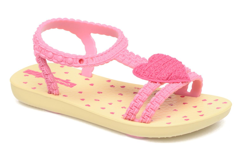 Sandales et nu-pieds Ipanema My First Ipanema BB Rose vue détail/paire