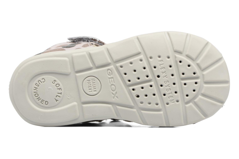 Sandales et nu-pieds Geox B Kaytan B. H B6250H Beige vue haut