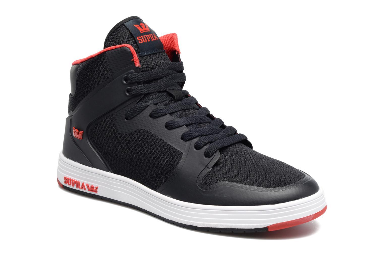 Baskets Supra Vaider 2.0 Noir vue détail/paire