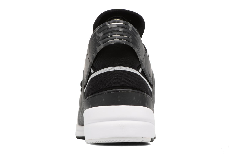Chaussures de sport Supra Skytop V Noir vue droite