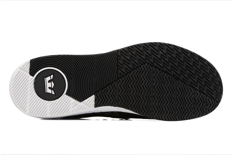 Chaussures de sport Supra Skytop V Noir vue haut