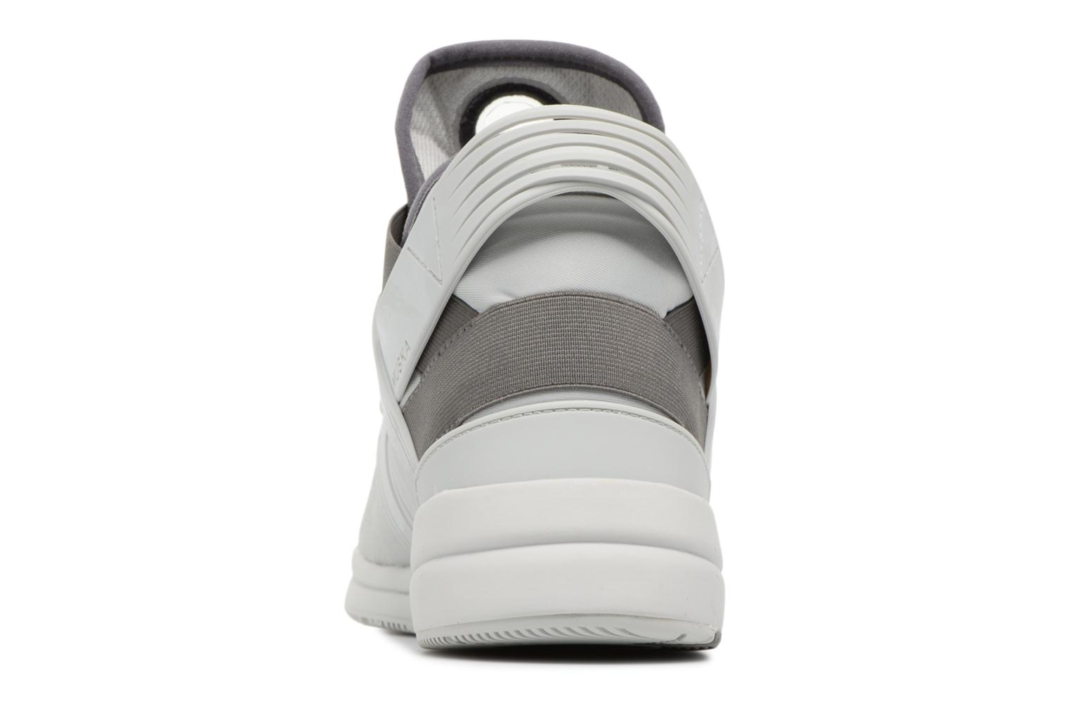 Sport shoes Supra Skytop V Grey view from the right