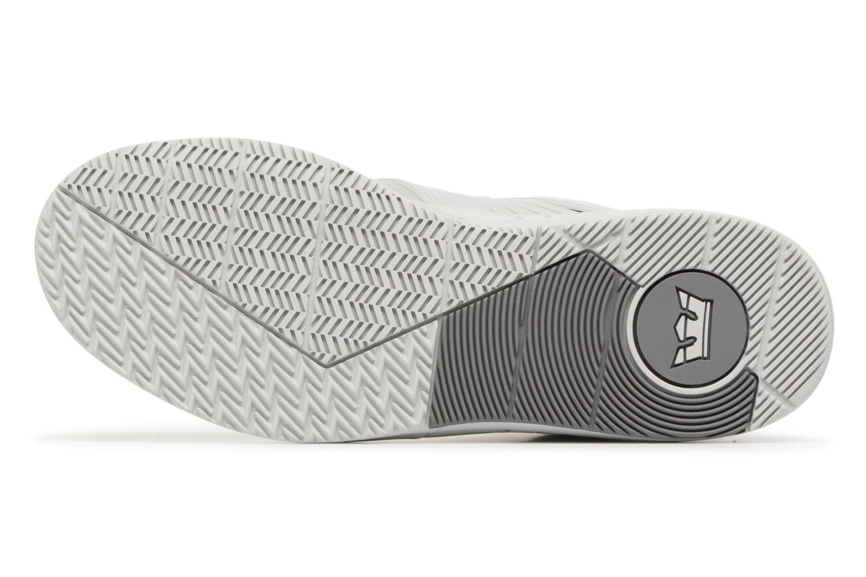 Zapatillas de deporte Supra Skytop V Gris vista de arriba