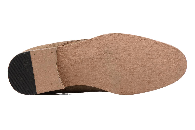 Bottines et boots Redskins Nadeol Beige vue haut