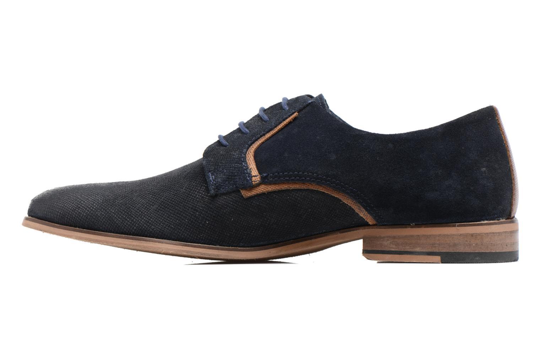 Chaussures à lacets Redskins Nesko Bleu vue face