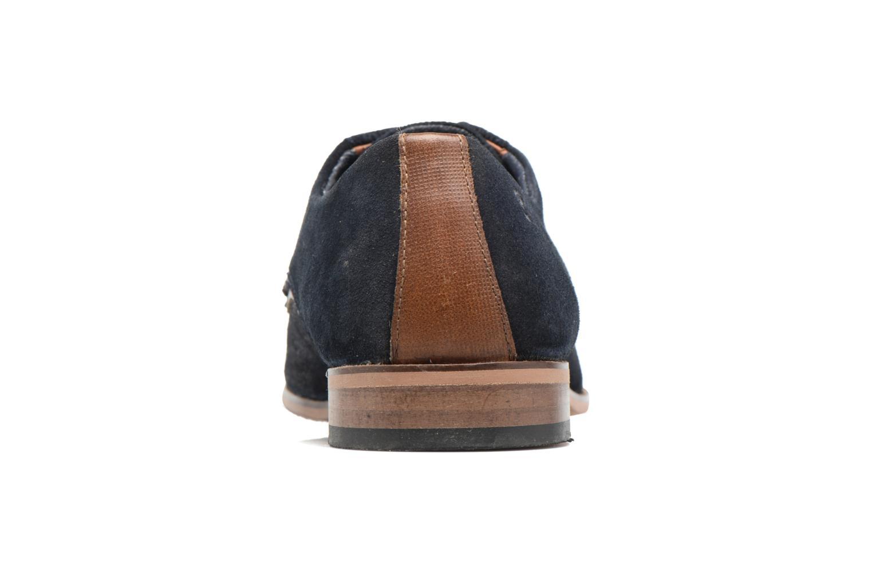 Chaussures à lacets Redskins Nesko Bleu vue droite