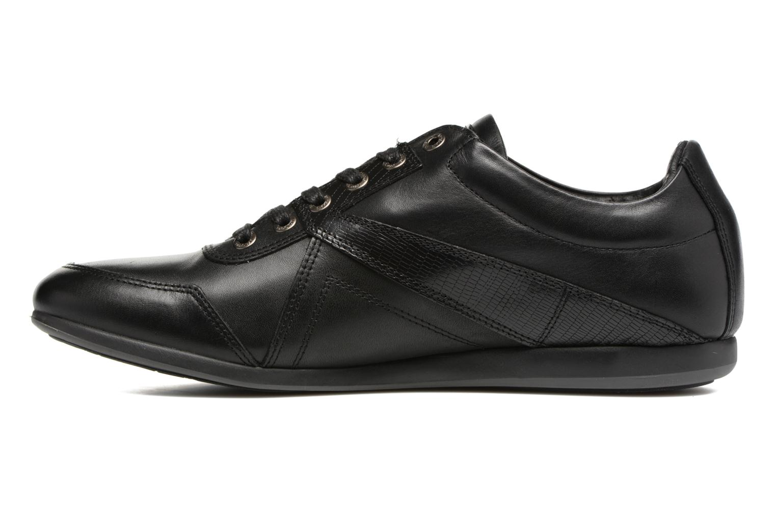 Trainers Redskins Witig Black front view