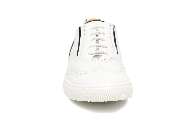 Baskets Georgia Rose Nifor Blanc vue portées chaussures