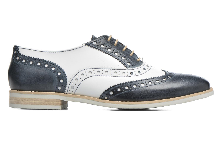 Chaussures à lacets Georgia Rose Ninish Bleu vue derrière