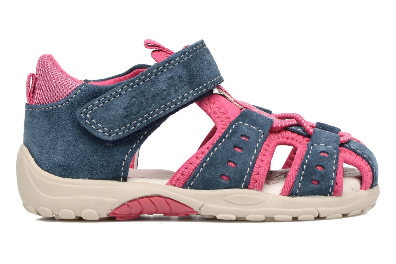 Sandales et nu-pieds Lurchi by Salamander Maxy Bleu vue derrière