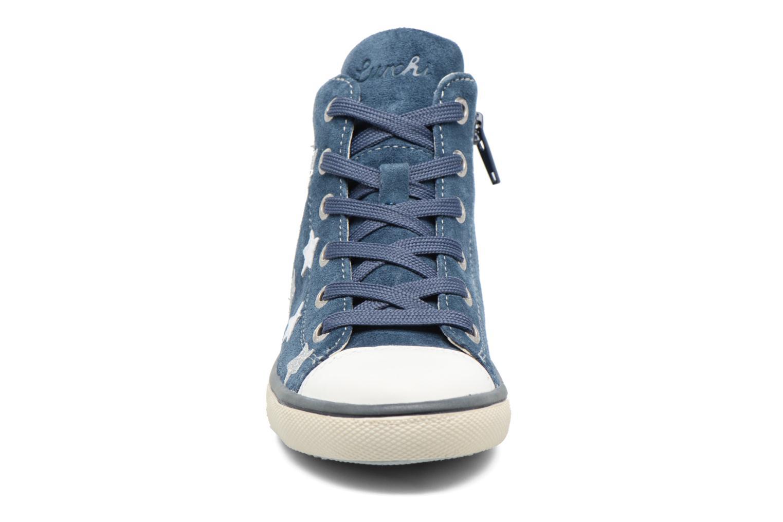 Baskets Lurchi by Salamander Starlet Bleu vue portées chaussures