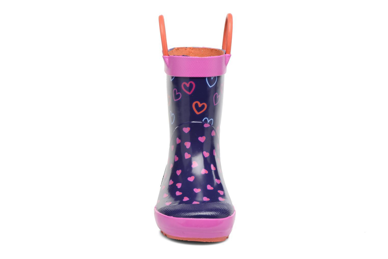 Bottes Kamik Cherish Violet vue portées chaussures
