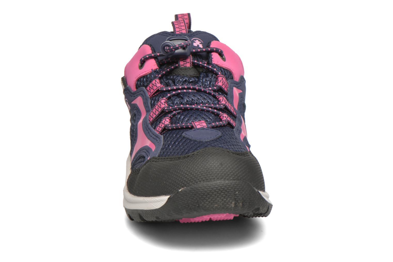 Chaussures de sport Kamik Groove Rose vue portées chaussures