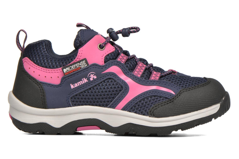 Chaussures de sport Kamik Groove Rose vue derrière