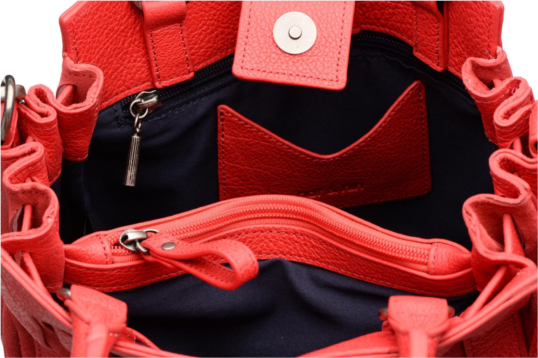 Handtaschen Nat & Nin Solange rot ansicht von hinten